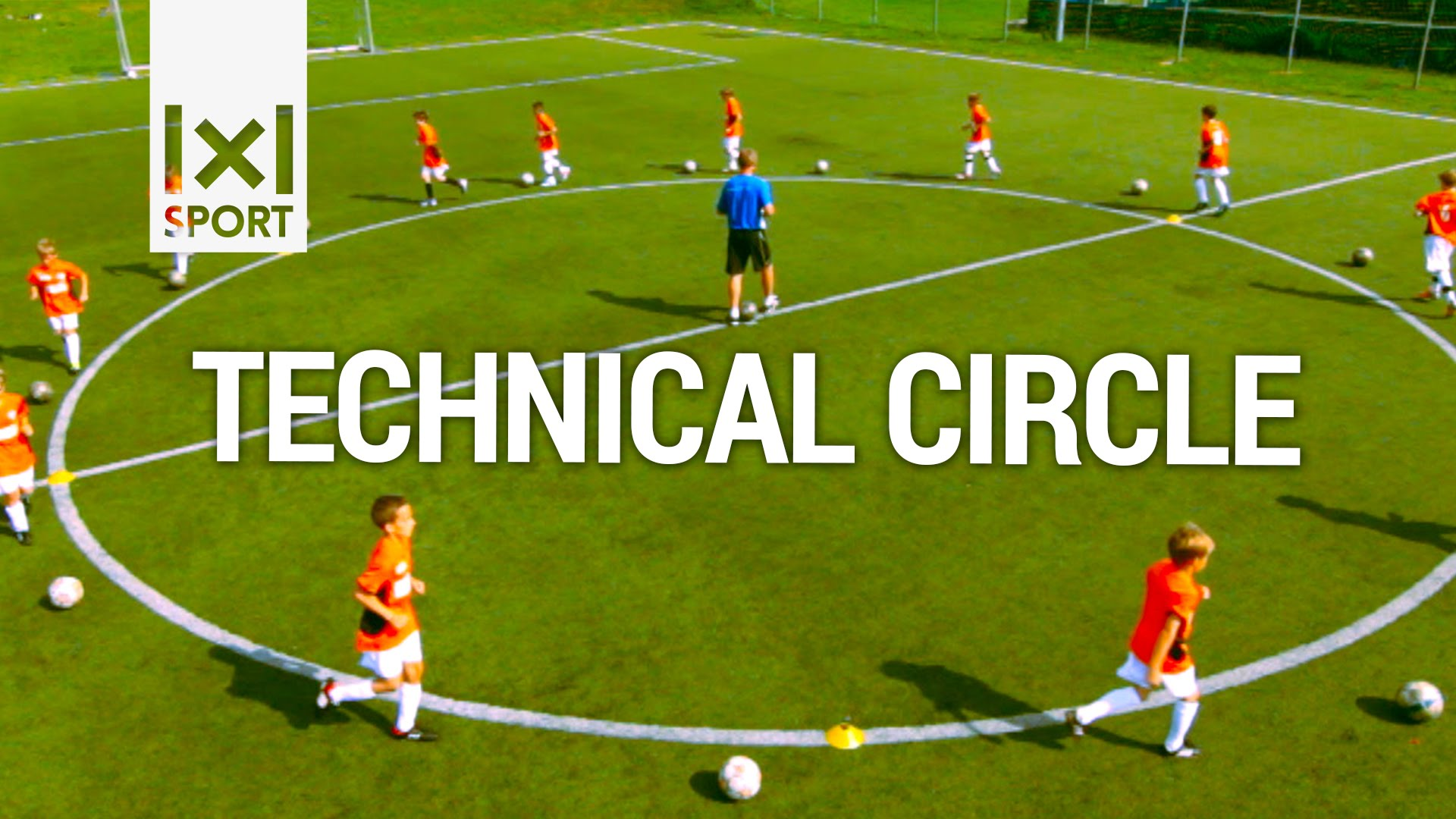 Free Football Drills For Kids